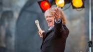 Helge Schneider beim Back to Live Open Air Berlin