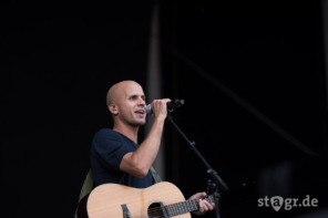 Milow beim Cruise Inn Hamburg