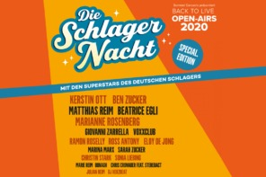 Schlagernacht Special Edition – Back to Live Open Air Berlin