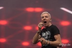 Scooter in Dresden auf der Freilichtbühne Junge Garde