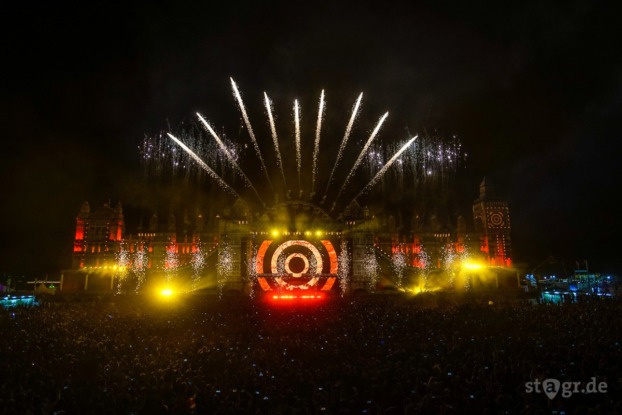 Tomorrowland Silvester 2020