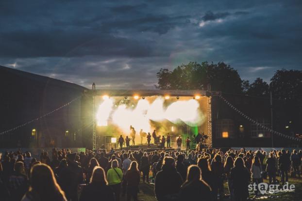 Meute in Berlin   Picknick Konzert 2021