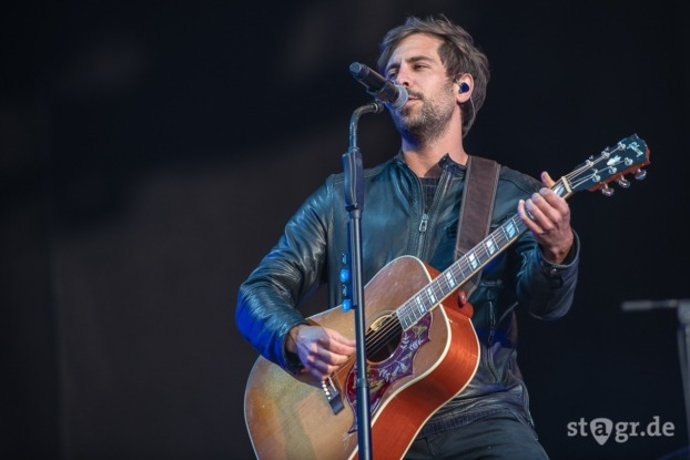 Max Giesinger in Hannover 2021