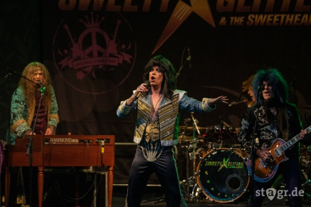 Sweety Glitter & The Sweethearts in Braunschweig